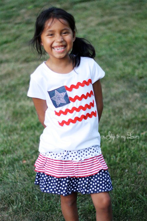 fourth of july shirt kohls