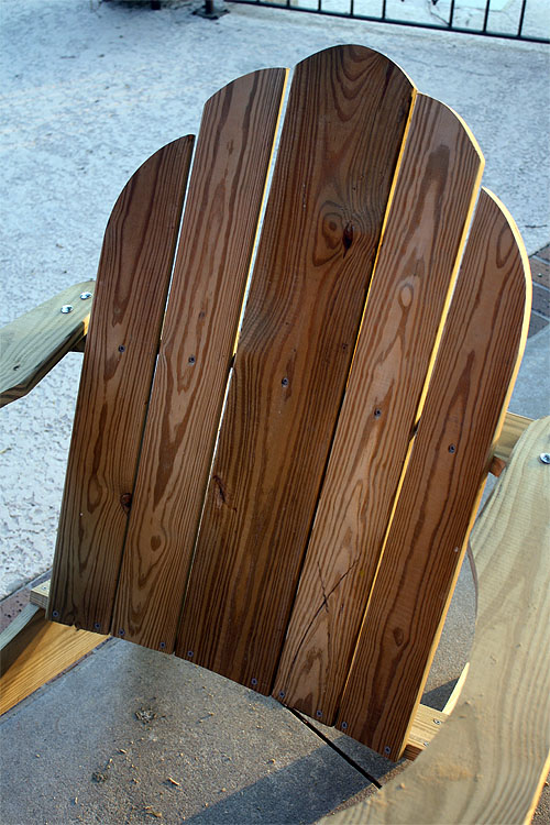 Free Woodworking Plans Adirondack Chair