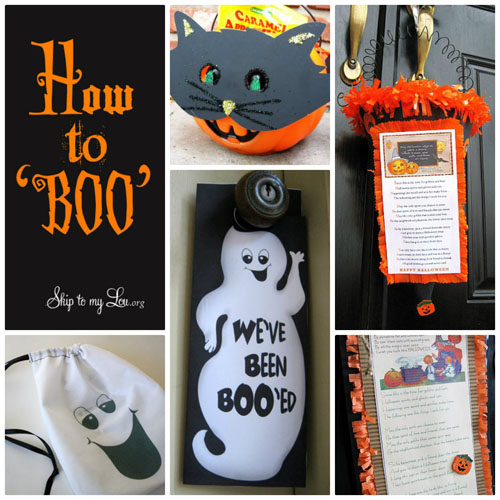 How to Boo