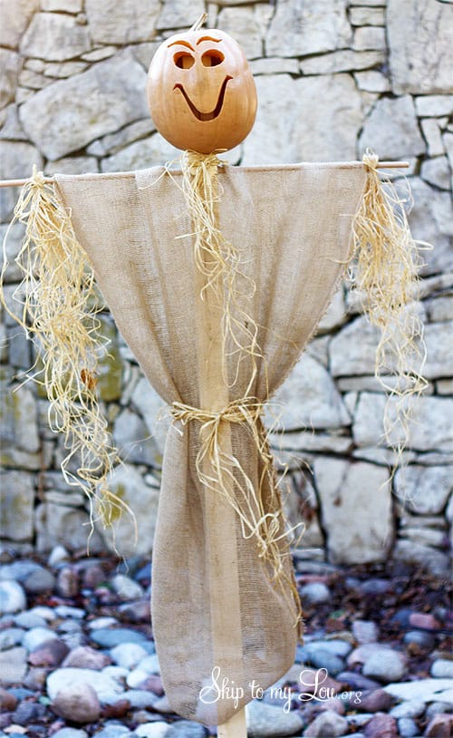 Mother S Day Menu Ideas: How To Build A Simple Scarecrow