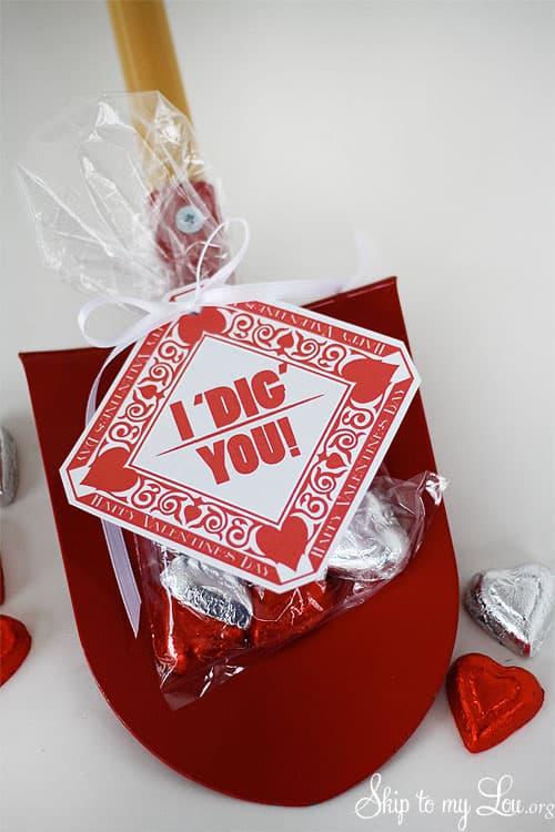 I 39 DIG 39 You Valentine Skip To My Lou