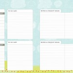 The Ultimate Blogging FREE Planner by Saynotsweetanne.com