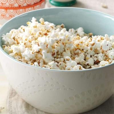 ranch flavored popcorn