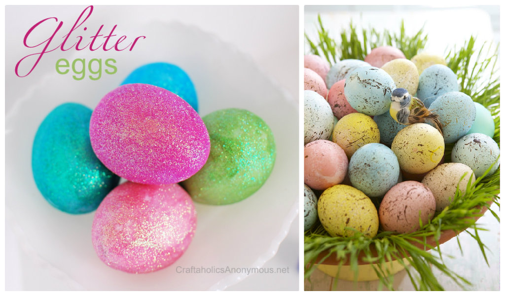6 Beautiful ways to decorate Easter Eggs | Skip To My Lou