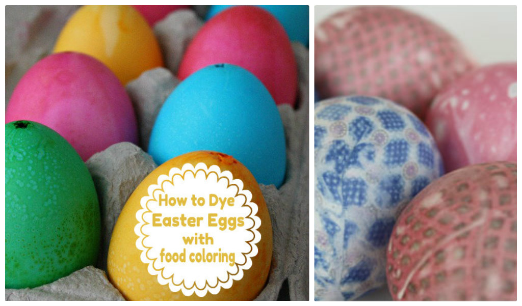 6 Beautiful ways to decorate Easter Eggs  Skip To My Lou