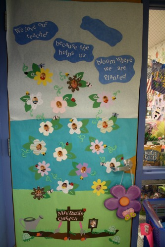 Classroom Decoration Ideas For Spring ~ Teacher appreciation door ideas