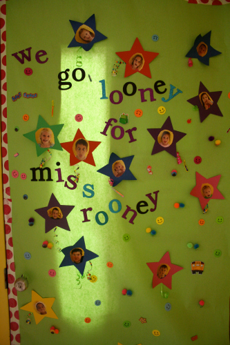 Candygrams are always a great way to decorate a door. & Teacher appreciation door ideas