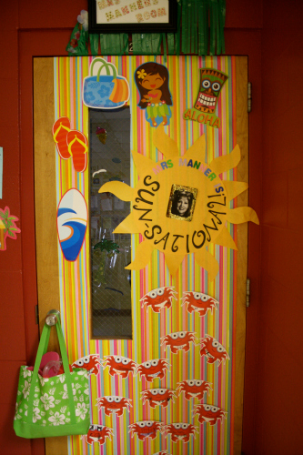Winter ... & Teacher appreciation door ideas