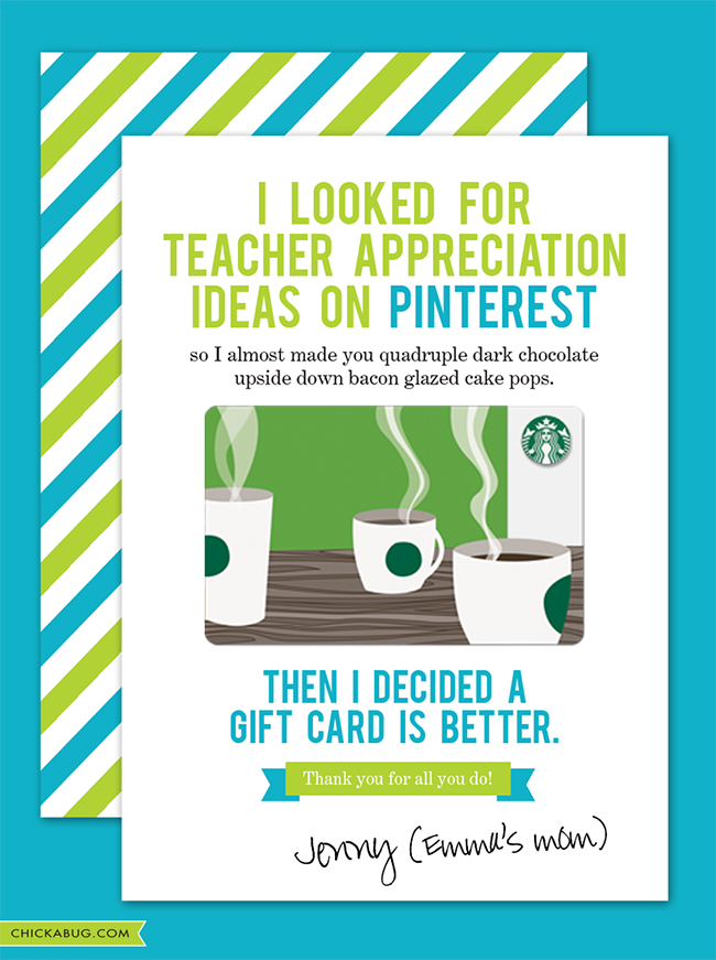 graphic regarding Teacher Appreciation Cards Printable named Cost-free Printable Trainer Appreciation Playing cards Toward Say Thank Yourself