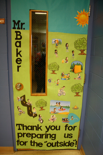 There ... : teacher door - pezcame.com