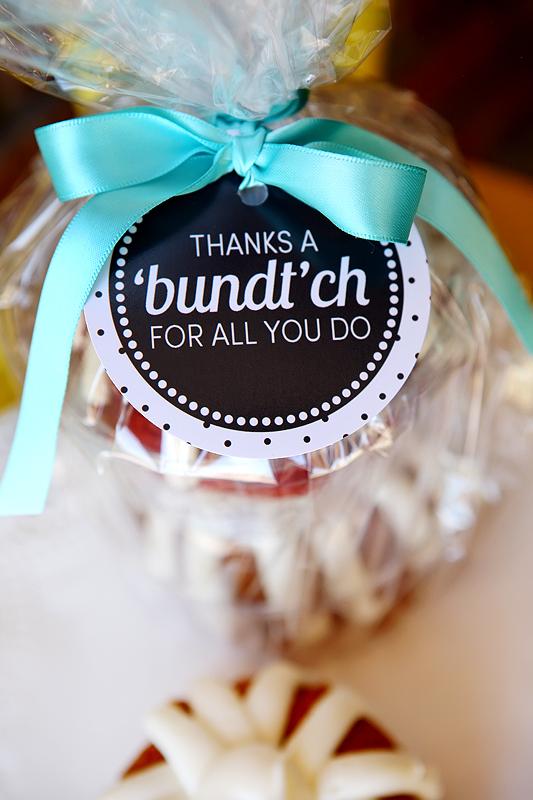 Nothing Bundt Cakes Gift Card