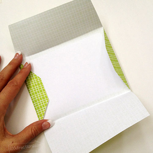 Folding the envelope