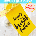 clever graduation money gift ideas PIN