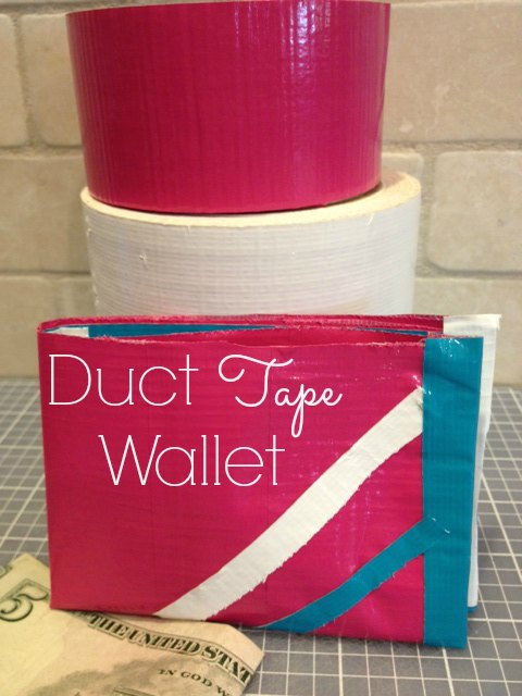 photograph about Duct Tape Wallet Instructions Printable identified as How Towards Generate A Duct Tape Wallet Pass up In the direction of My Lou
