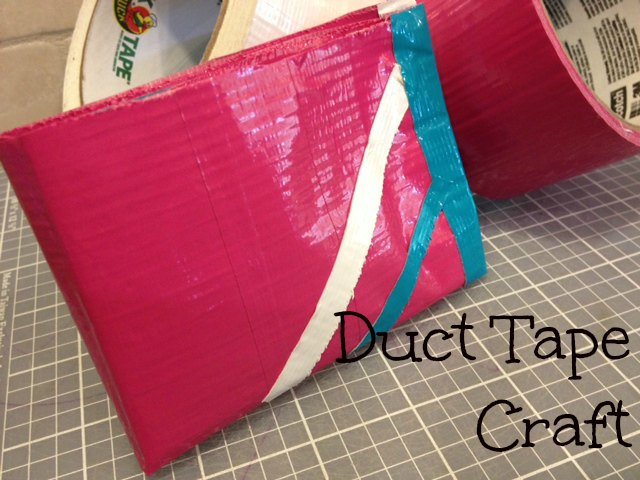 Duct Tape Wallet Crafts