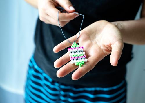Fun Summer Necklace DIY