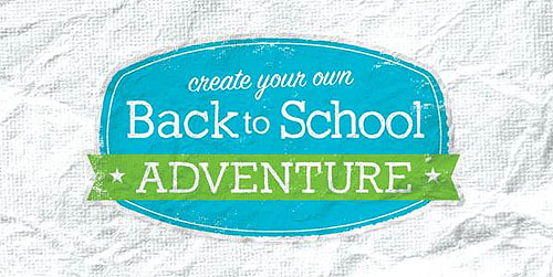 Michaels back to school adventure