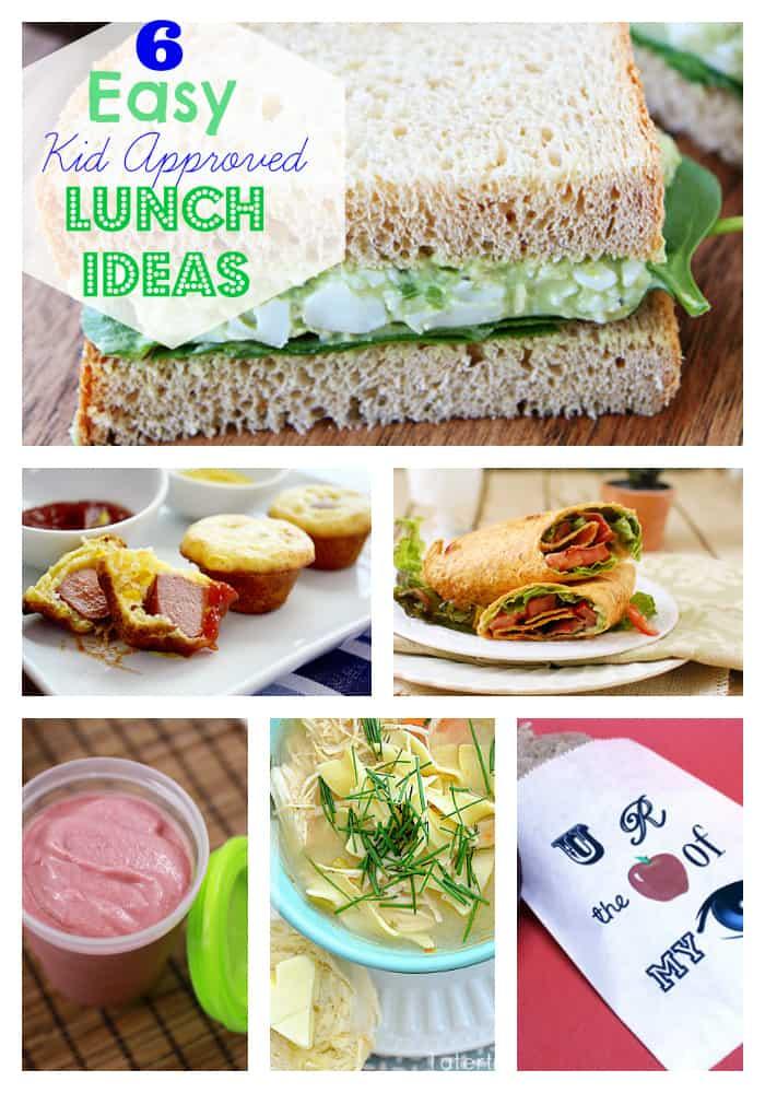 Kid approved kid friendly school lunch ideas for School lunch ideas