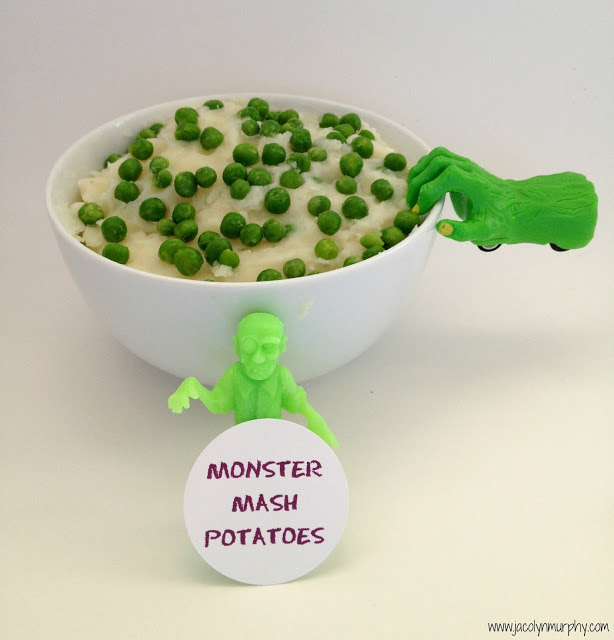 Halloween Potatoes