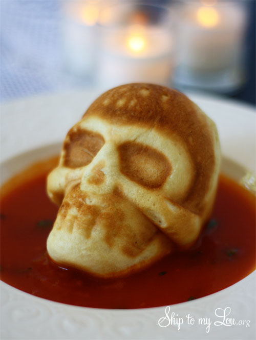 spooky dinner ideas for Halloween