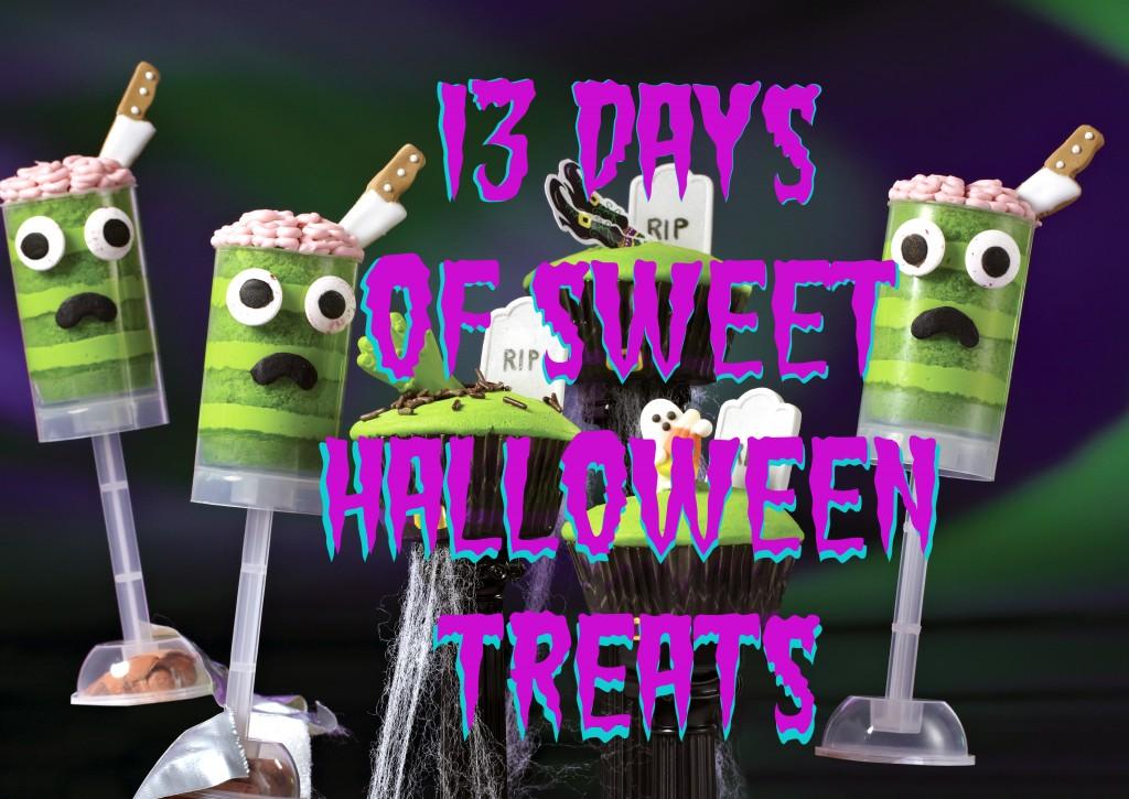 13 days of sweet treats