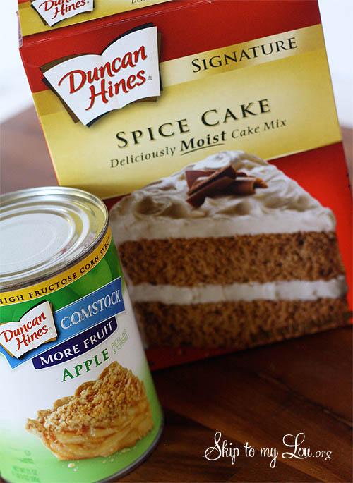 Duncan Hines Recipes Cake Mix