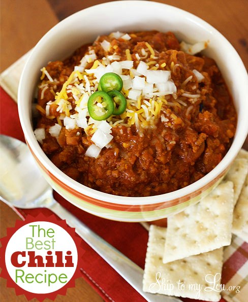 George's Chili Recipe Skip To My Lou