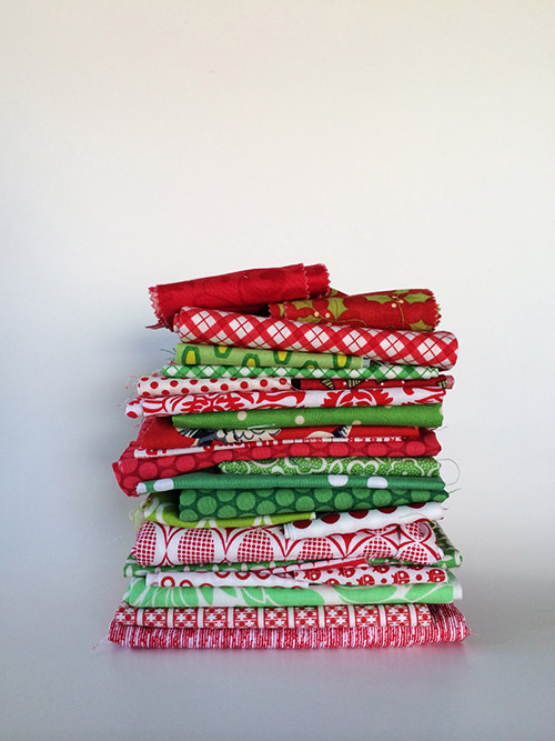 scrappy christmas pillow 4