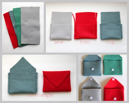 felt gift card holder tutorial