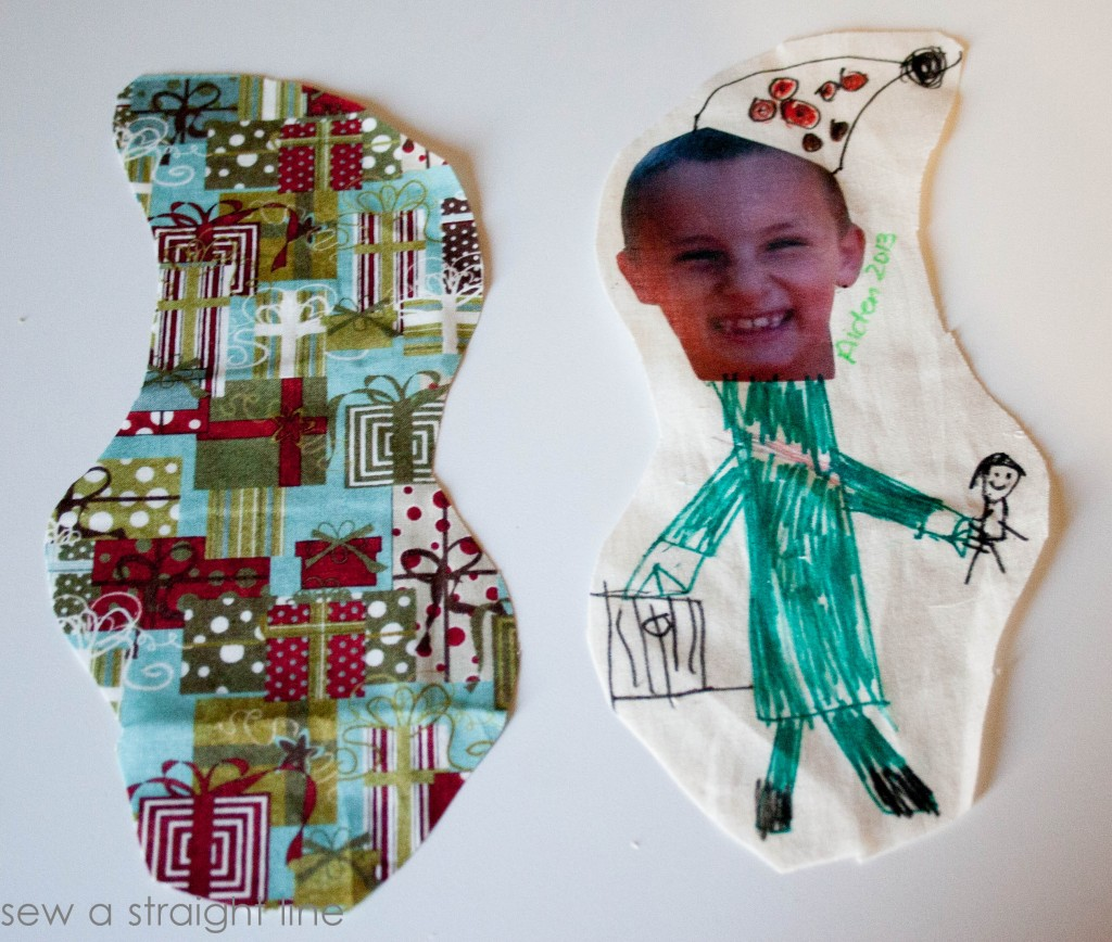 friendly faces tags sew a straight line-8