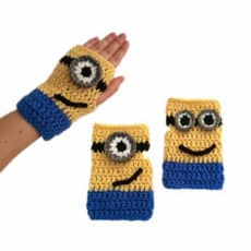 Minion Mitts