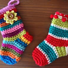 Little Christmas-socks