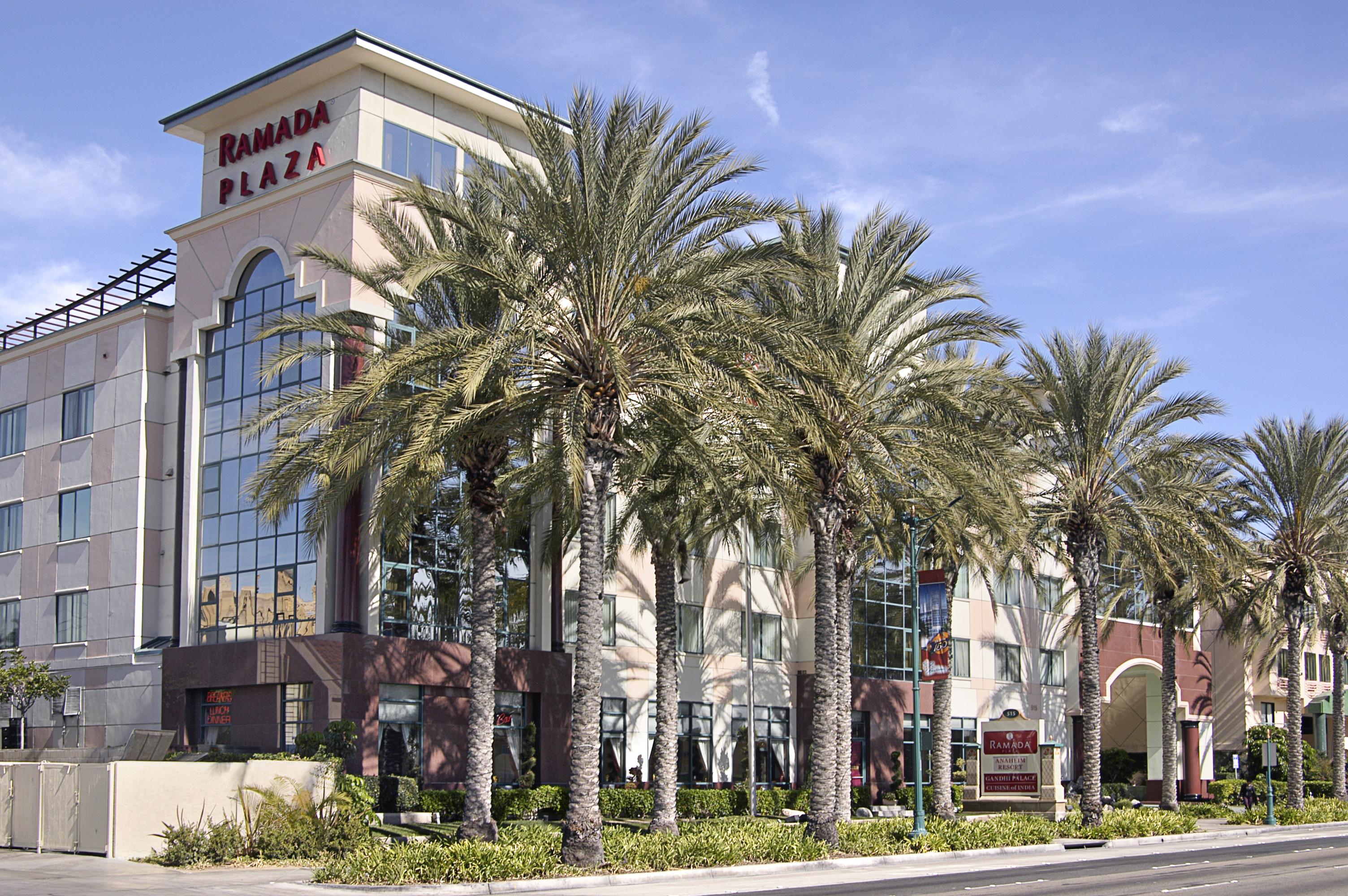 Ramada Plaza Anaheim -- Anaheim, California