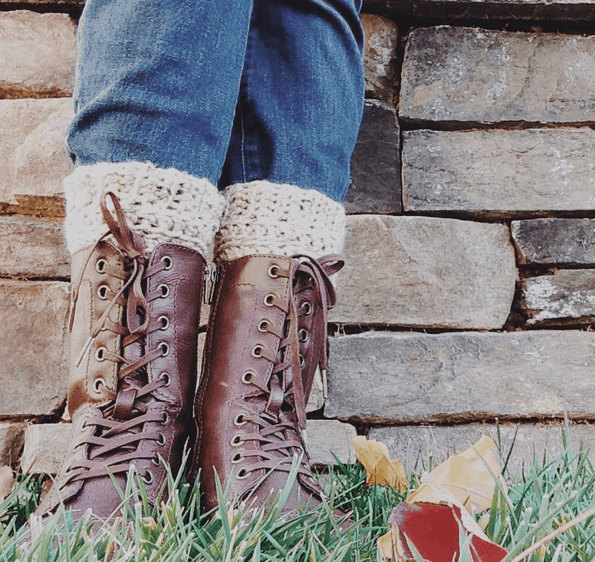 Crochet Boot toppers