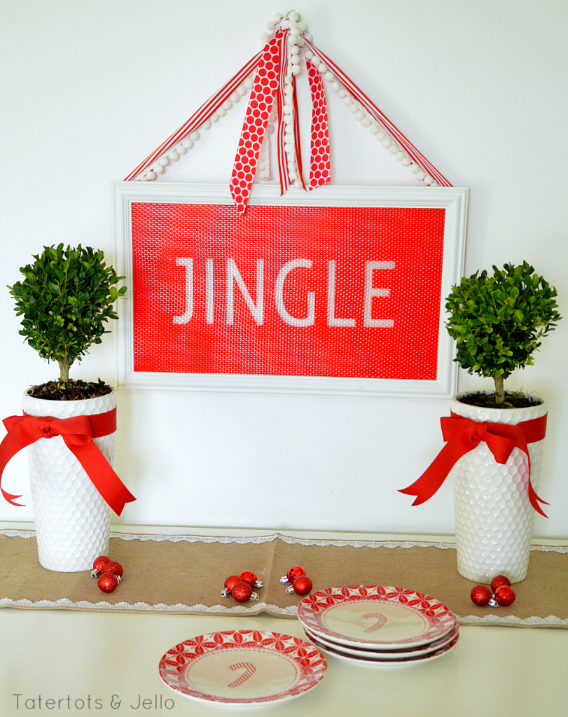 jingle sign