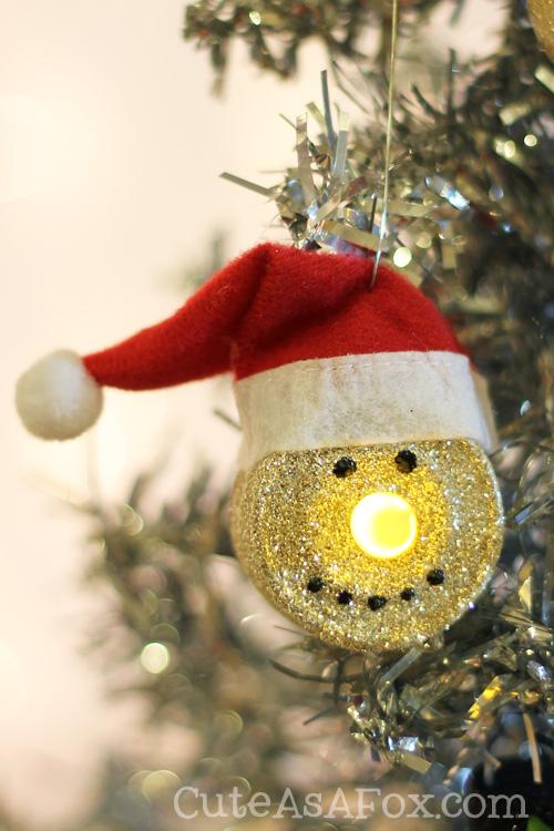 Tealight-Snowman-felt-hat
