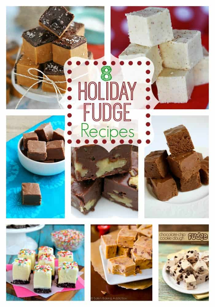 8 Holiday Fudge Recipes Skip To My Lou