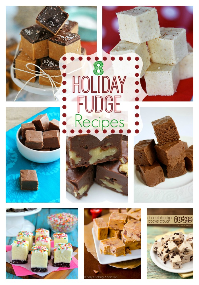 fudge collage