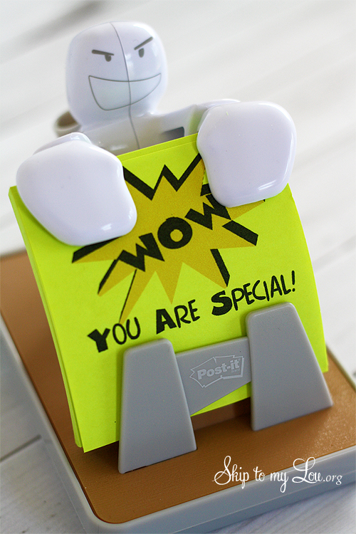 You are special cute saying gift