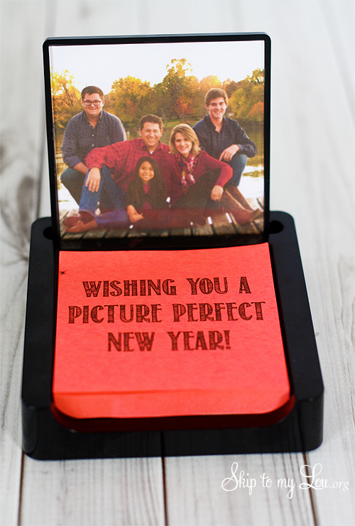 Picture perfect cute saying gift