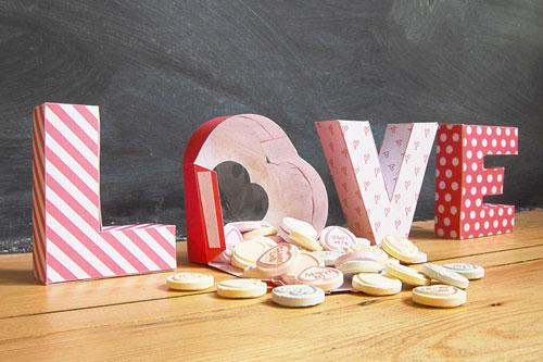 Valentines Treat Boxes