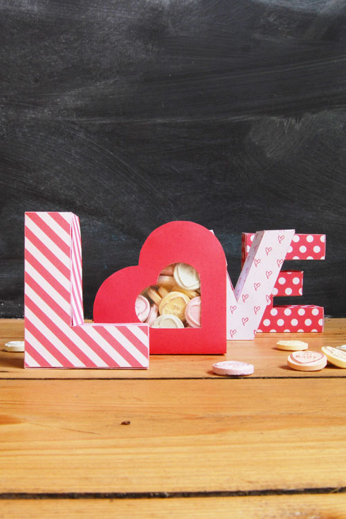 Valentines Treat Boxes