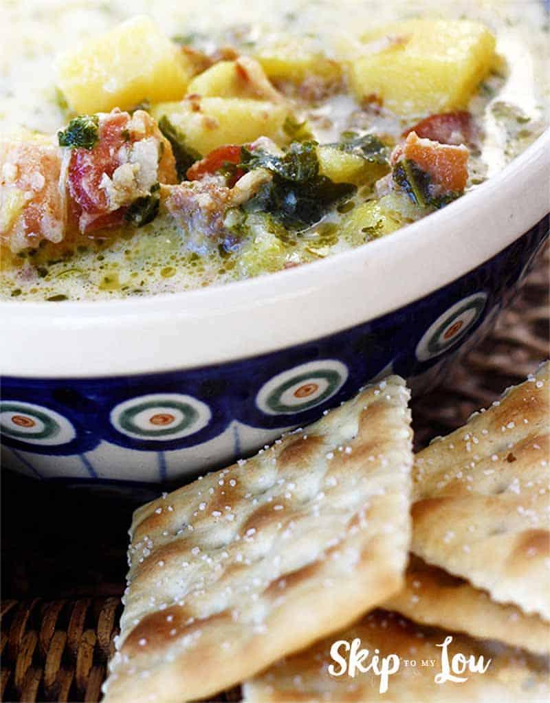 Zuppa Toscana Olive Garden Copycat Recipe Skip To My Lou