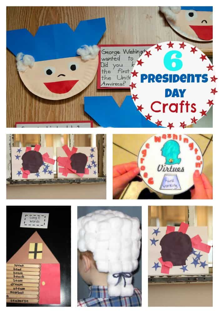presidents day preschool crafts 6 presidents day activities amp crafts skip to my lou 747