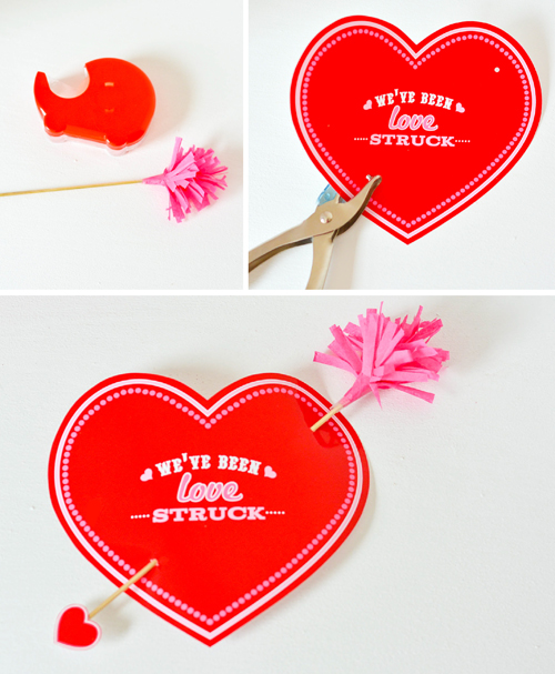 printable heart tutorial