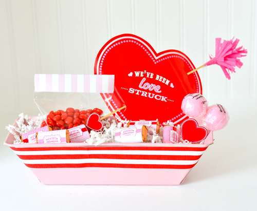 valentines day heart printable