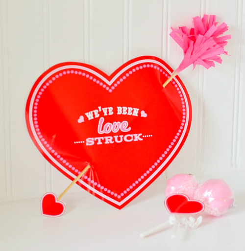 heart printables