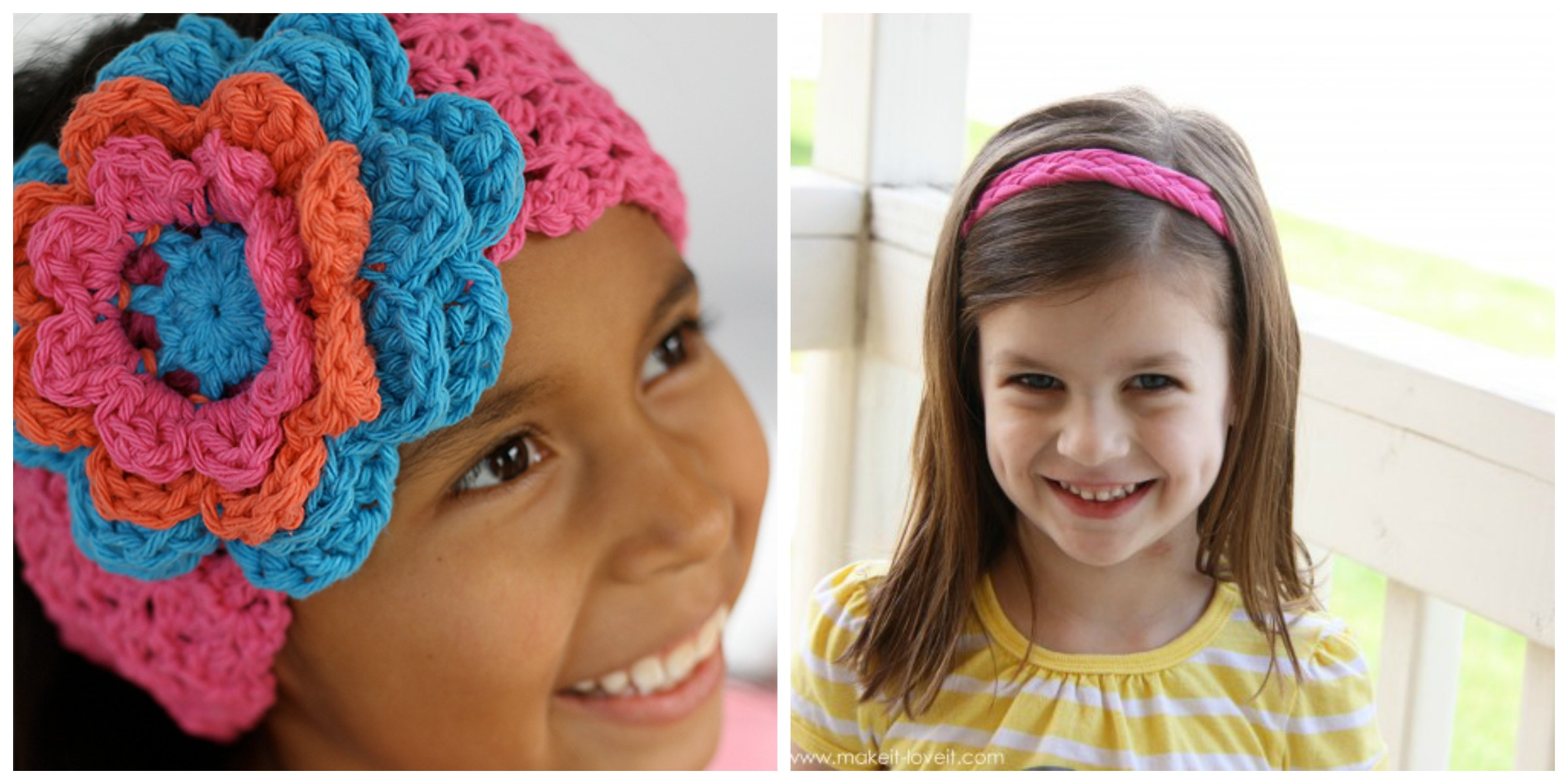 6 diy headband tutorials skip to my lou 6 diy headband tutorials baditri Image collections