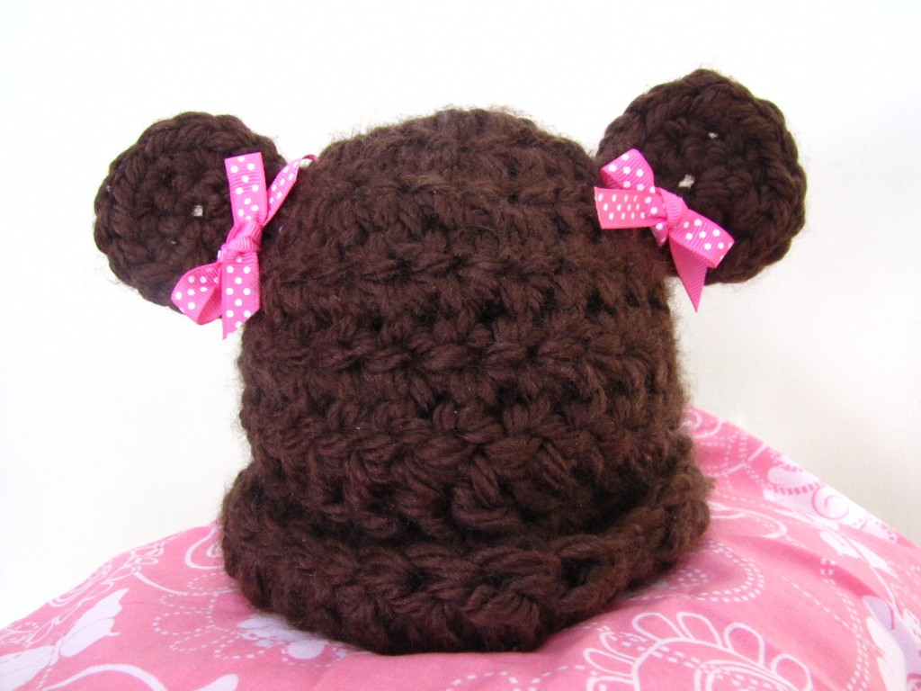 Crochet Baby Bear Beanie Pattern : 6 DIY Crochet Projects Skip To My Lou