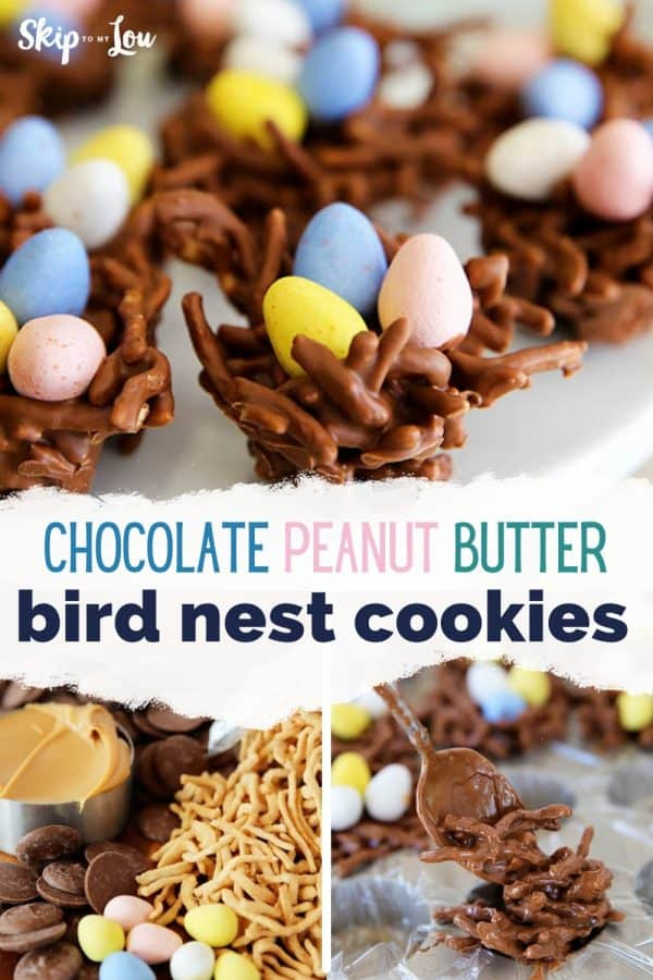 bird nest cookies PIN